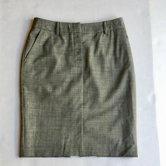Trina Turk Dresses & Skirts - Trina Turk Black Twill Pencil Career Skirt - S